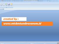 Download Aplikasi Cetak SKL (Surat Keterangan Lulus) Excel