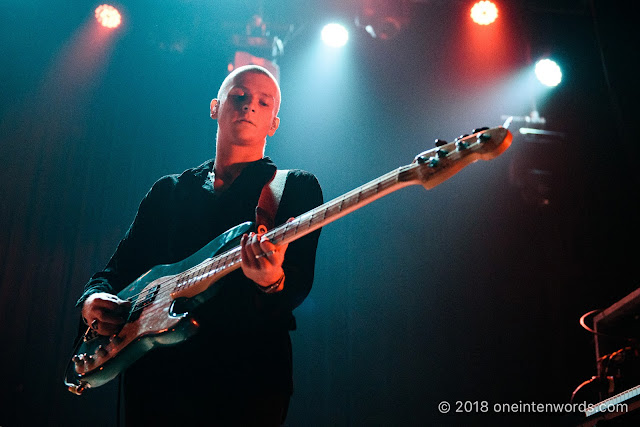 Pale Waves at The Opera House on November 15, 2018 Photo by John Ordean at One In Ten Words oneintenwords.com toronto indie alternative live music blog concert photography pictures photos