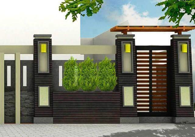 Charmant Fence Design