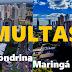 Indústria da Multa - Quem multa mais, Maringá ou Londrina?