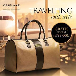 Join Member Oriflame Desember 2016