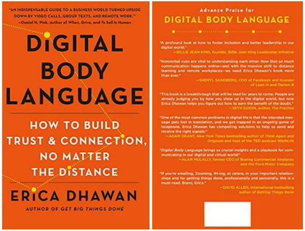 Erica Dhawan's Book: How to Foster Connection, Communicate and Build Trust In A Hybrid World - Business Workspace - Publisher: St. Martin's Press