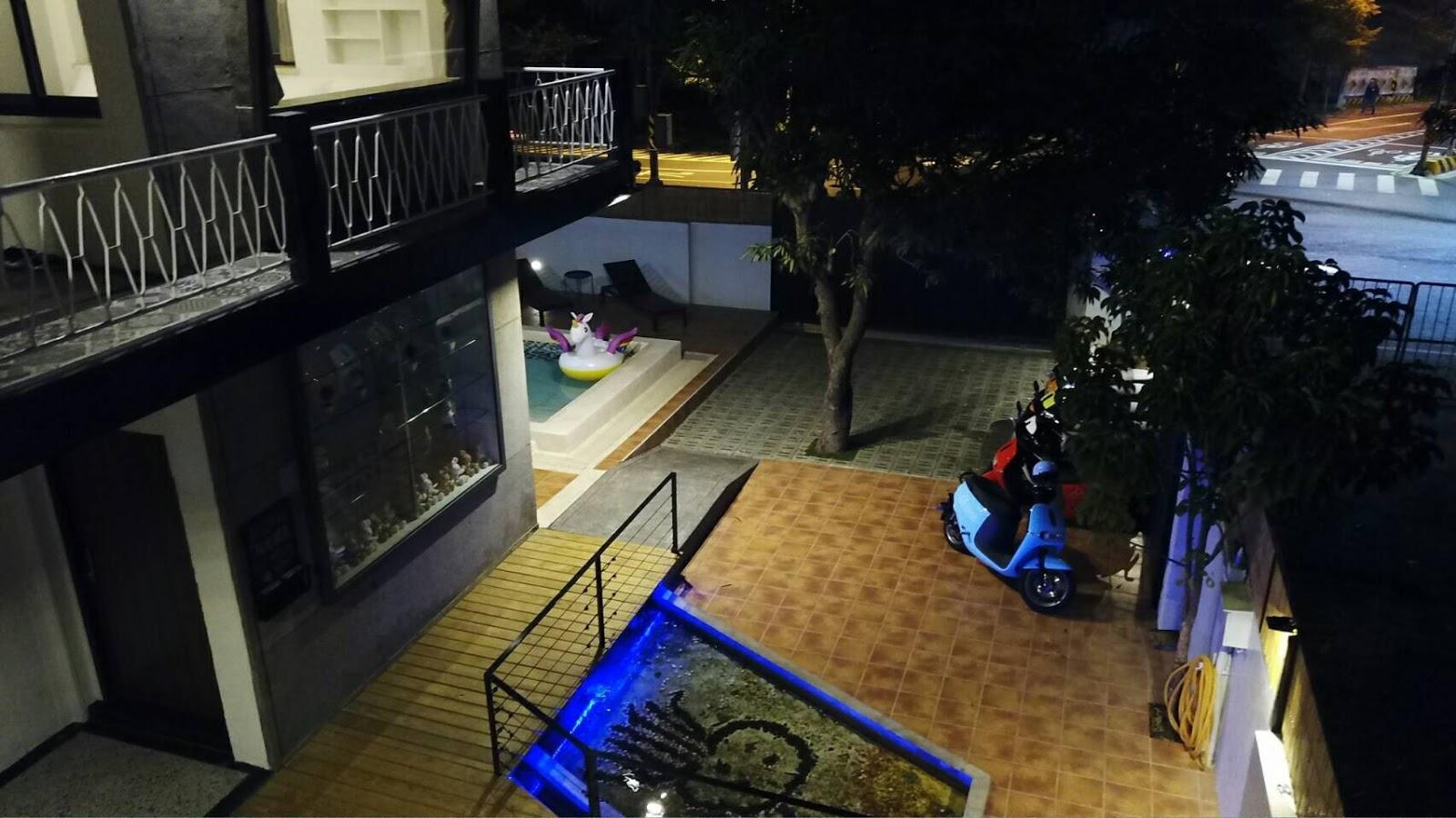 台南安平民宿