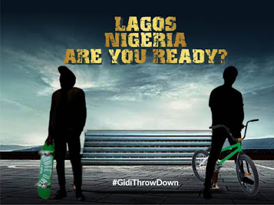 EVENT: Gidi Throw Down Is Giving Out Free Tickets Sign Up to Get Yours | @jdsk8NG @rapmaniax
