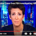Rachel Maddow Cries Over FBI Investigating Hillary Again - Live on MSNBC  WATCHING CNN today in a frenzy Trying to Deflect and Defend the latest FBI Release?  Solidify's their Collusion...
