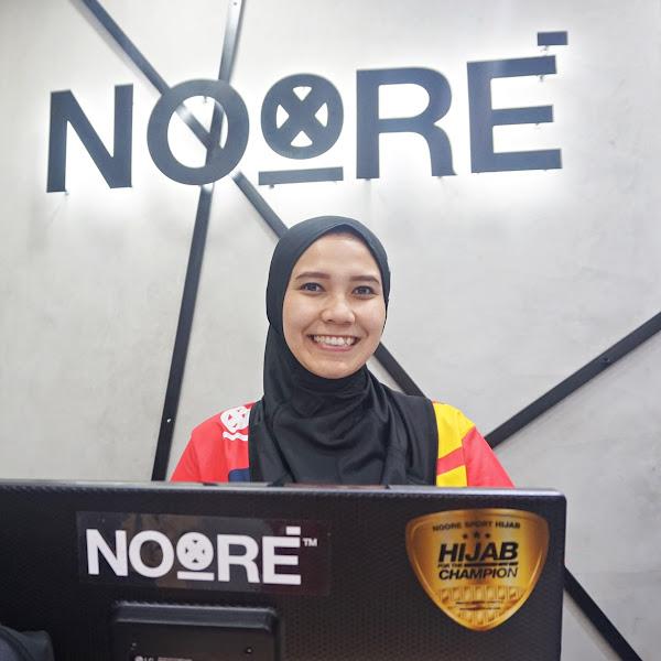 Noore Sport Hijab, Kenalkan Baju Olahraga Khusus Hijaber