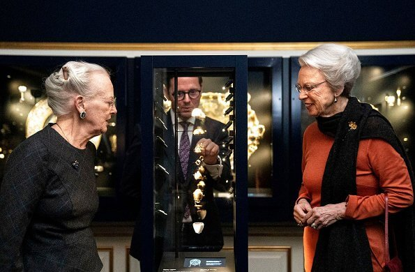 Russian jewels and Danish Crown Jewels, focusing on the close ties between the Danish and Russian monarchies