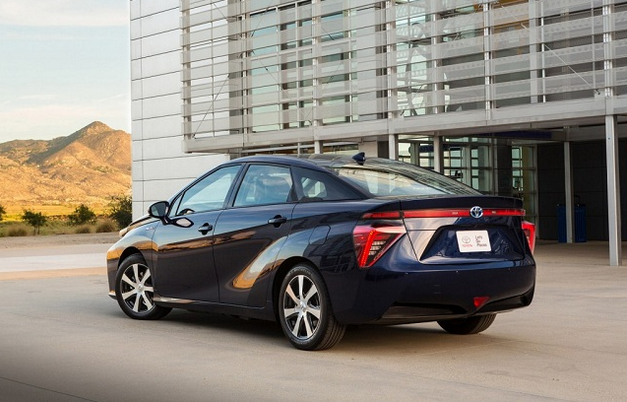 2016 Toyota Mirai – hybrid, pictures, release date, price