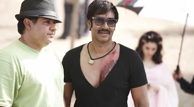 Himmatwala Movie Shooting Pictures