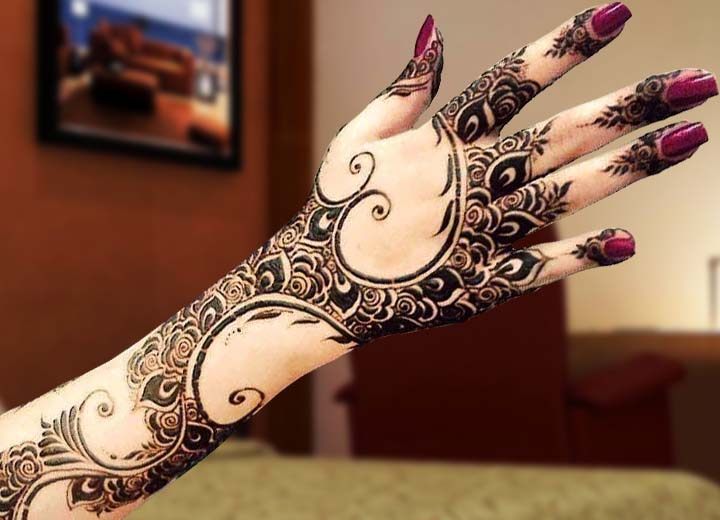 New Designs Mehndi Hands : Awesome mehandi designs new