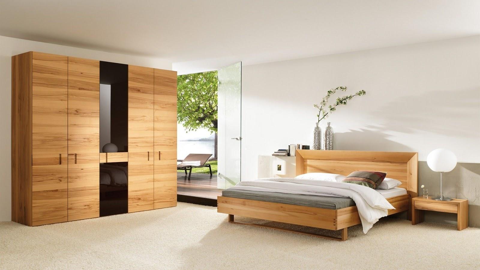 Simple Bedroom Design ~ Mystery Wallpaper