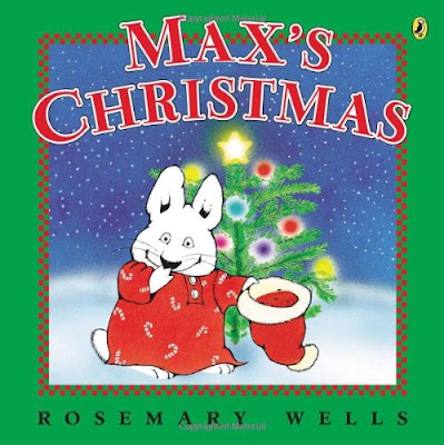 Max's Christmas, part of Favorite Character Christmas Book Review List for Kids