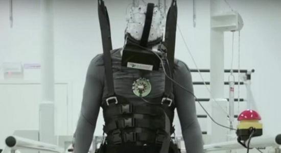 Terapi Exoskeleton Antar Muka Otak-Mesin Rehabilitasi Pasien Lumpuh