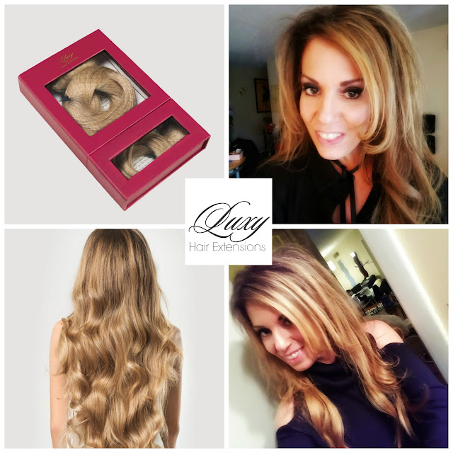 longer fuller hair with luxy hair extensions by barbies beauty bits