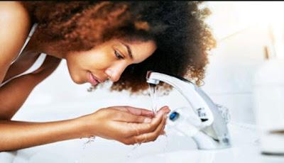 Sering mencuci wajah