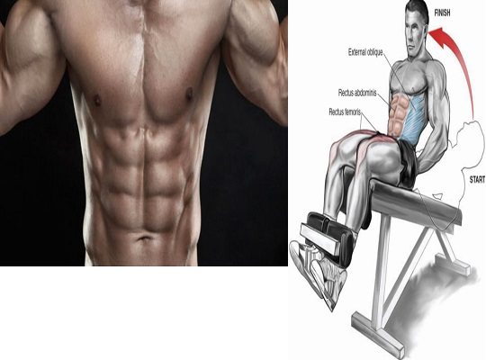 Best Rated Six Pack Abs Exercises For Everyone