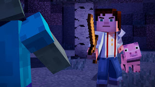 MINECRAFT STORY MODE EPISODE 5-RELOADED Game PC Gratis