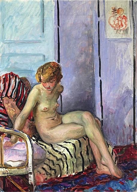 Henri Lebasque: Nudo