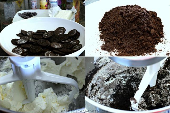 Preparación de los Corazones de chocolate para el Día de San Valentín