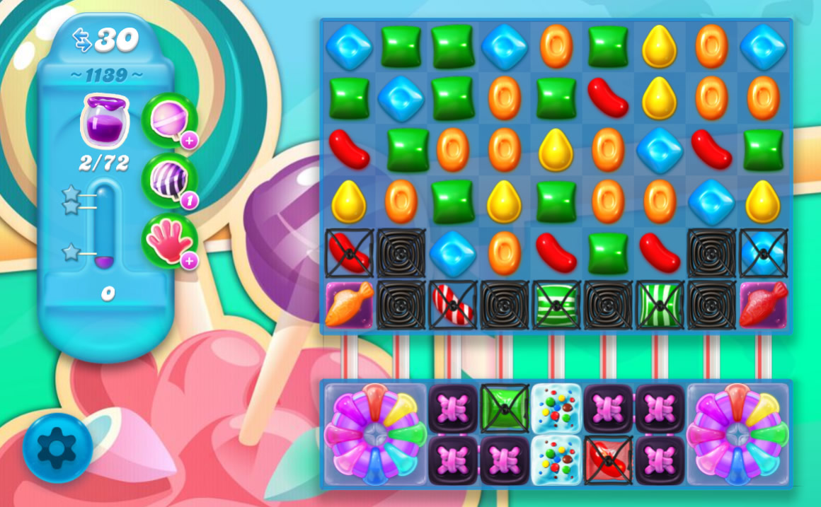 Candy Crush Soda Saga level 1139