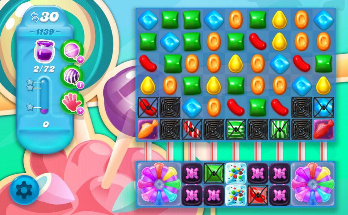 Candy Crush Soda Saga level 1139