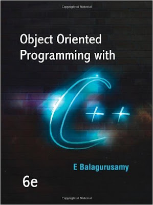 Download Free C++ Balaguruswamy Object Oriented Programming Book PDF