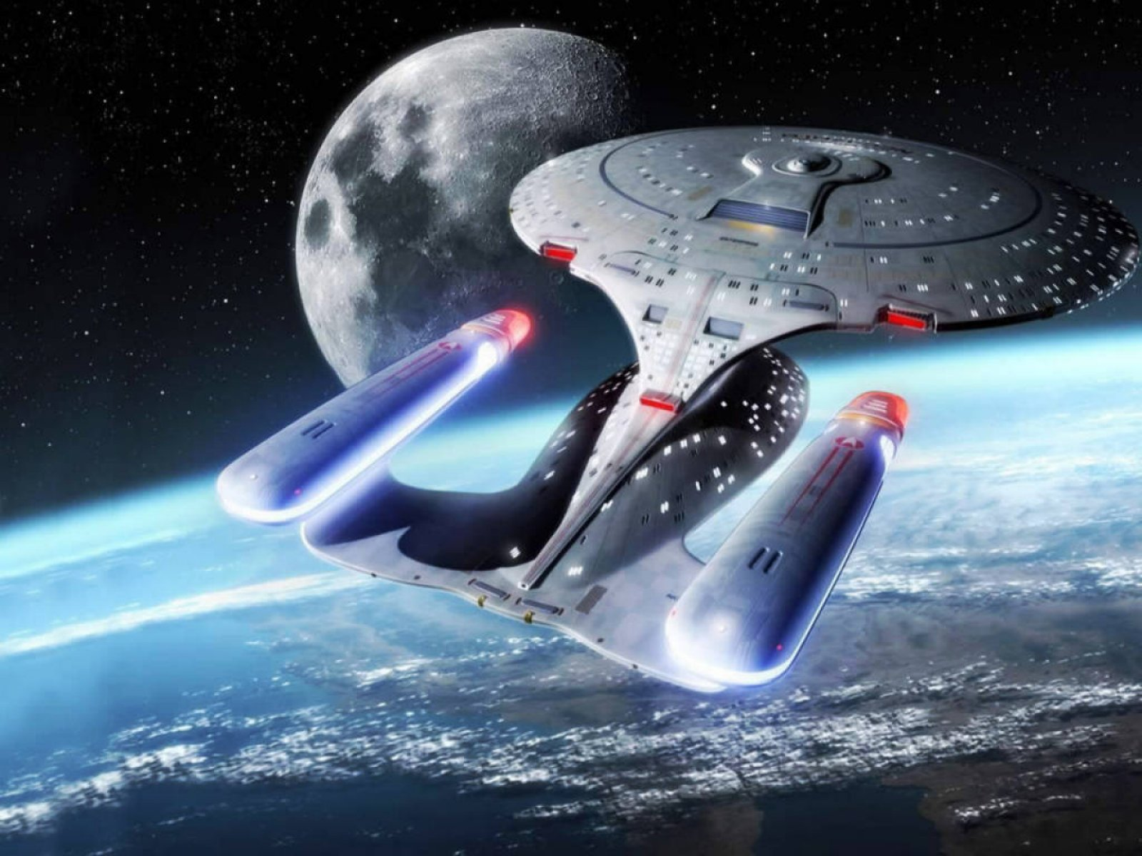 Star Trek Ship Wallpapers: DJ Cronin: Advocating For Volunteerism: June 2011