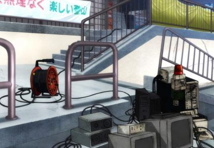 こういうの…ありなの? こういう場合はありなの! transcriptiong from anime SSSS.Gridman episode 5.