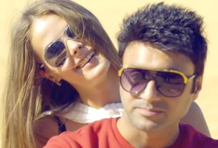 Brown Boy Lyrics - Rocky ft Julia | Punjabi Song 2016