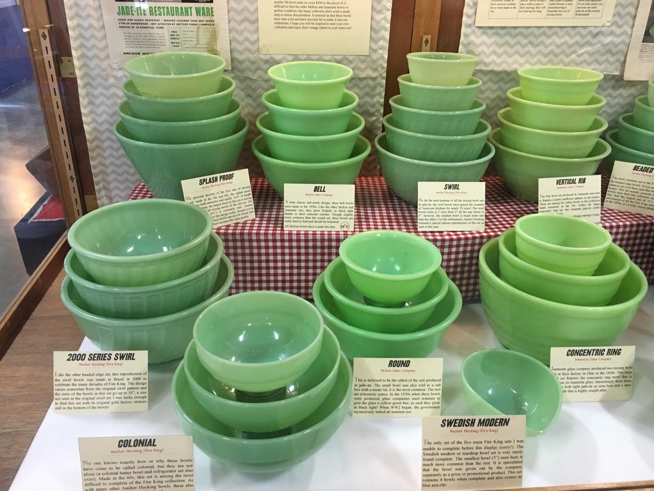 Good Things by David: An Exhibition of Jadeite Bowls
