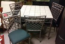 Uhuru Furniture & Collectibles Sold Mediterranean Tile