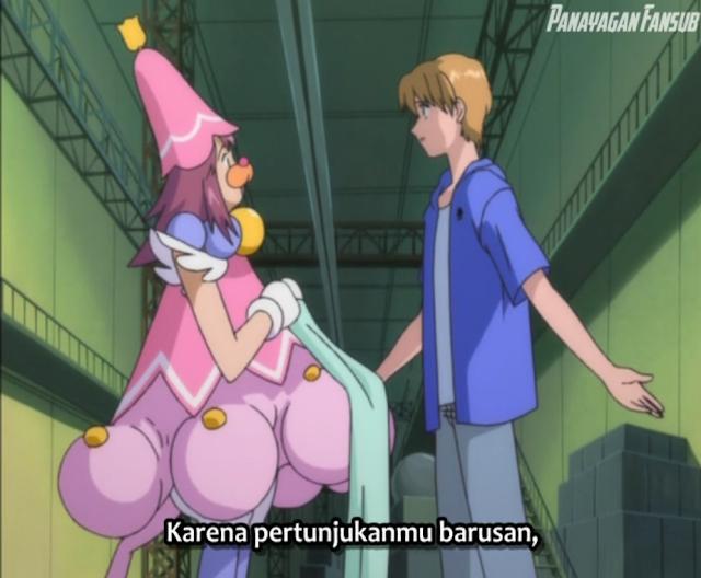 Kaleido Star Subtitle Indonesia