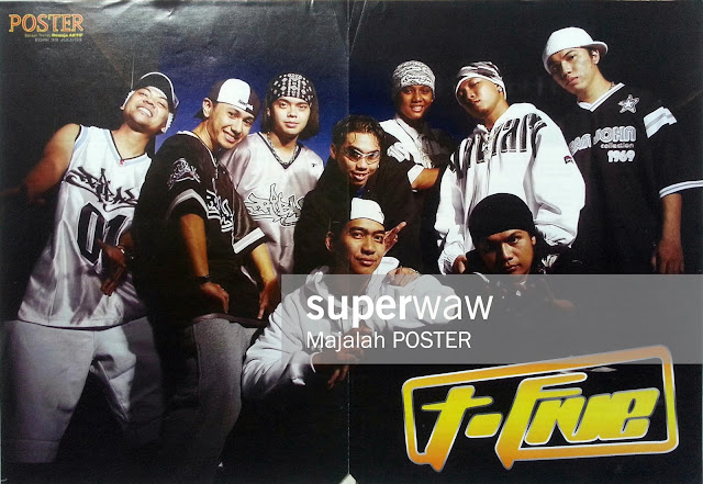 Poster T-Five 2003