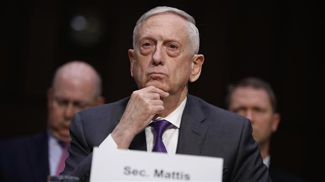 US, allies to re-energize military campaign in Syria: James Mattis
