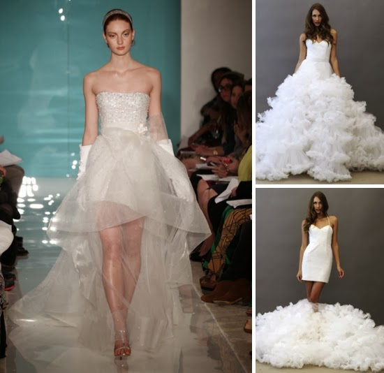 Two In One Wedding Gowns: 2 IN 1 Wedding Dresses: Convertible Bridal And Bridesmaid