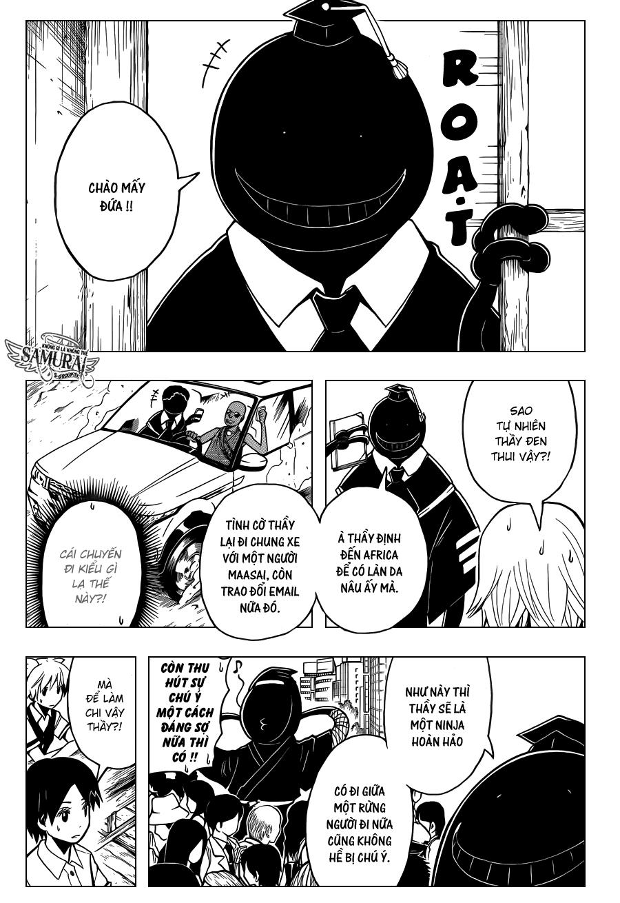 Ansatsu Kyoushitsu chap 78 trang 3