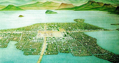 Sejarah Kebudayaan peradaban Suku Aztek - berbagaireviews.com