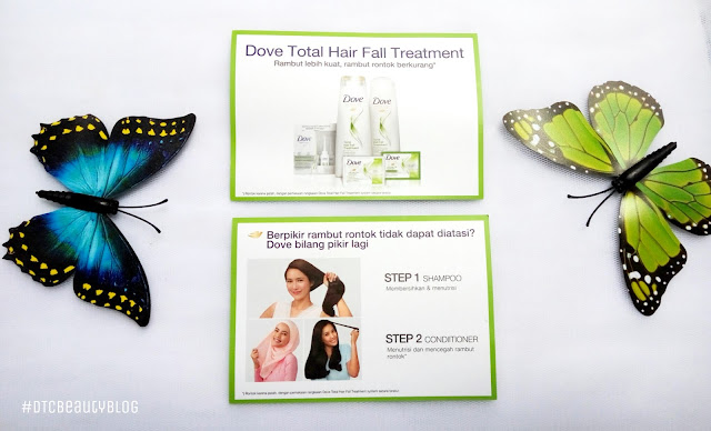 DOVE TOTAL HAIR FALL TREATMENT