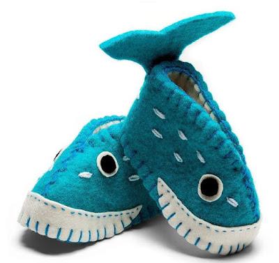 Fish Booties