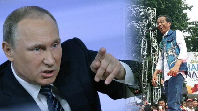 """""""Cak Jancuk"""" Melawan Rusia"""