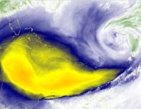 imagen-de-satélite-de-vapor-de-agua