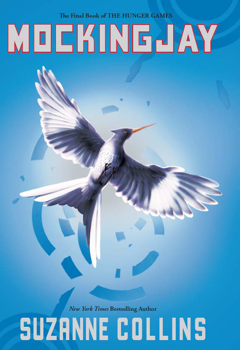 Hunger Games Mockingjay Book Cover