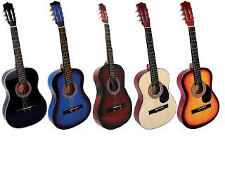 imagen guitarras acusticas