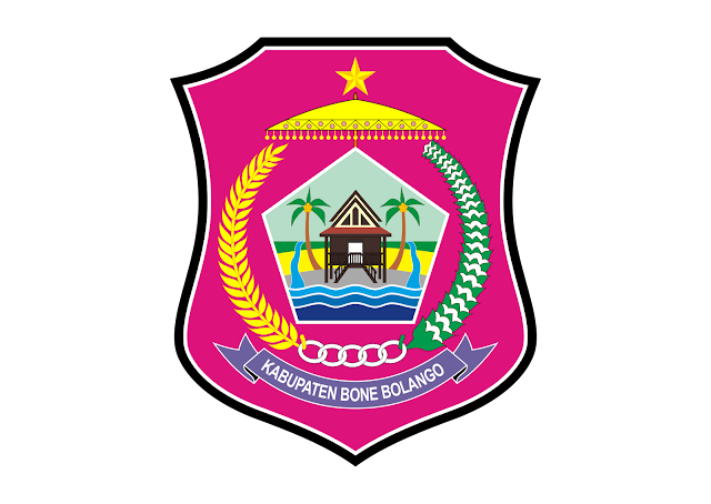 Logo Kabupaten Bone Bolango Vector  Corel