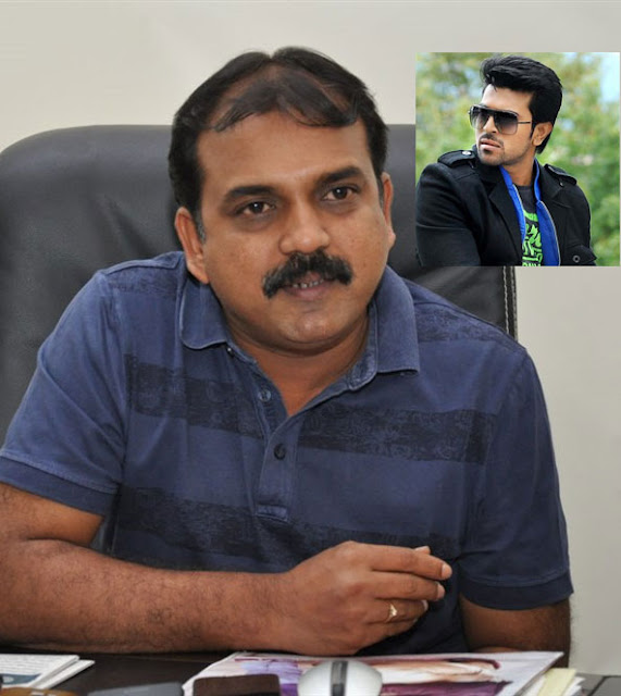 Koratala Shiva Looking for Ram Charan