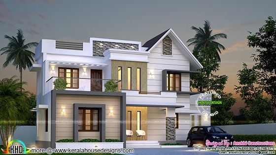 Simple and elegant villa
