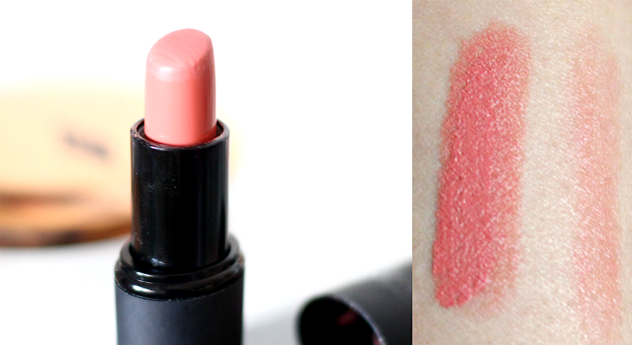 Sleek True Colour Lipstick in Barely There review and swatch