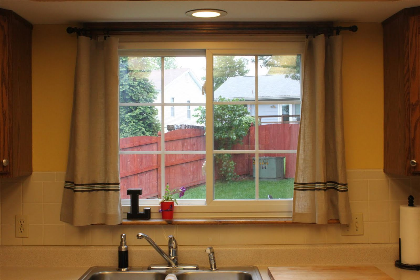 Kitchen Valances For Windows Best Islands 645 Workshop By The Crafty Cpa Work In Progress
