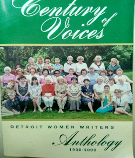 Cover of Century of Voices, an Anthology by Detroit Women Writers