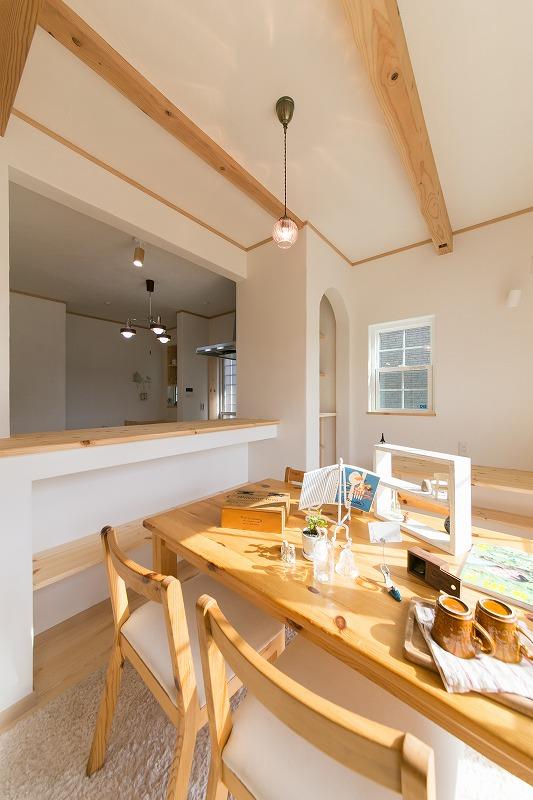 全館冷暖房の家 三重県みのや 自然素材の家